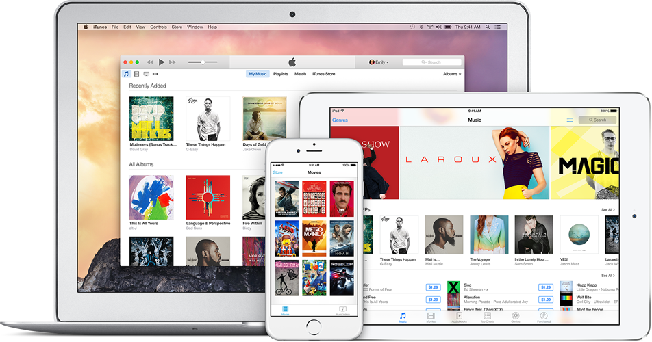 iTunes downloaden