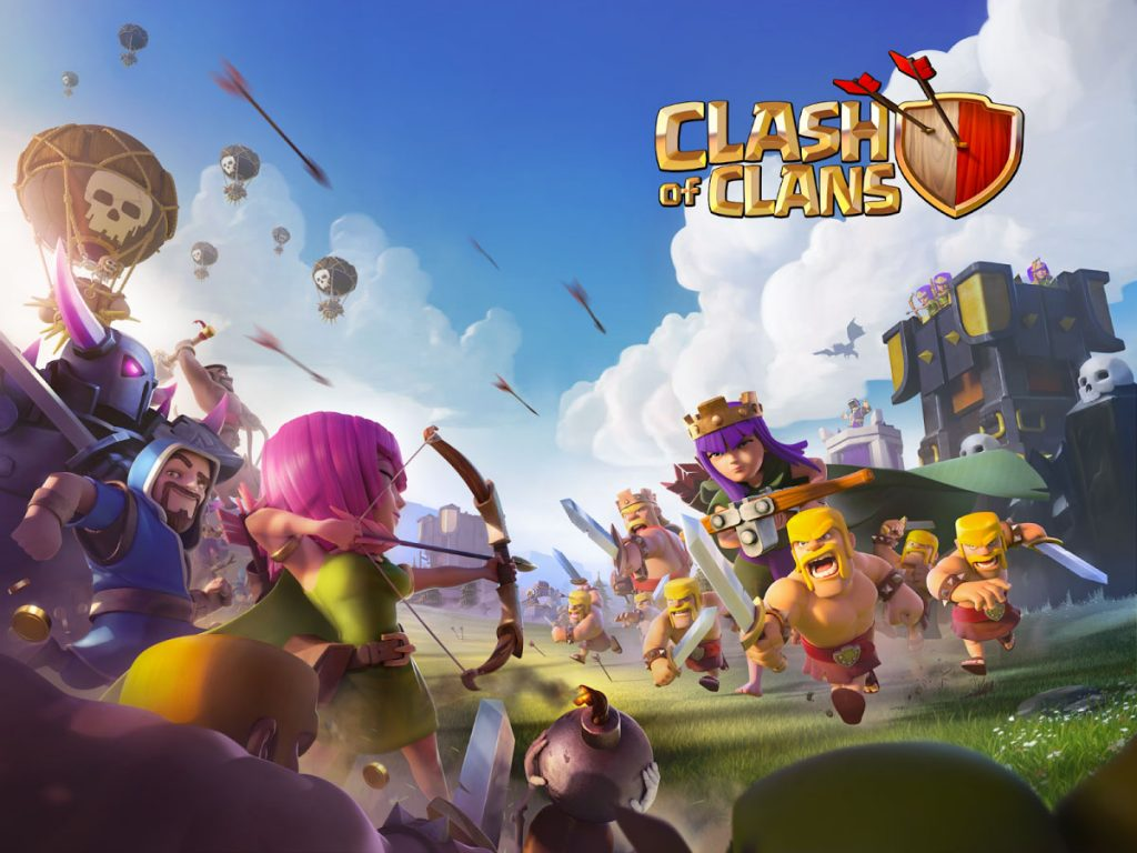 clash-of-clans-spel